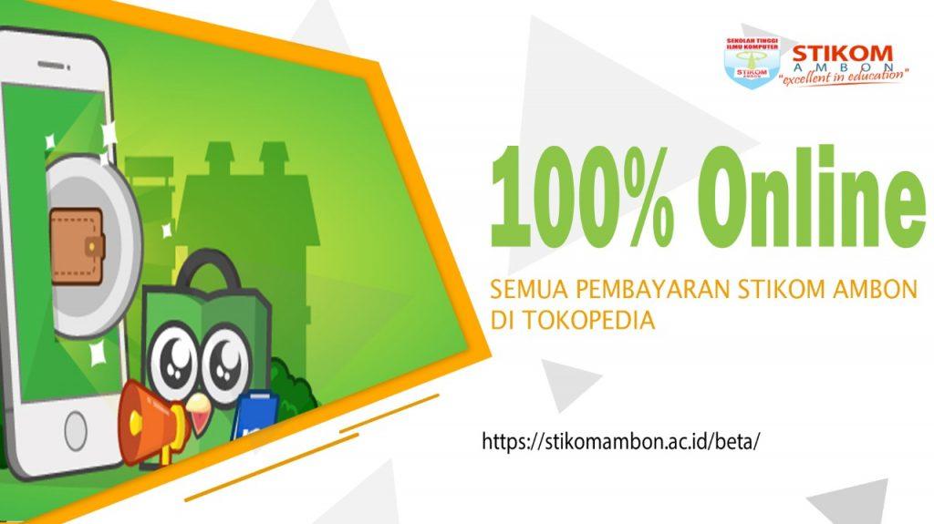 Stikom Ambon@Tokopedia